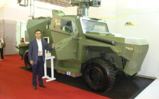 DEFENCE & SECURITY / 2011