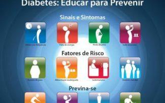 SEMANA DE ALERTA E COMBATE AO DIABETES