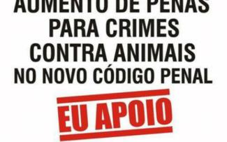 ANIMAIS E CÓDIGO PENAL