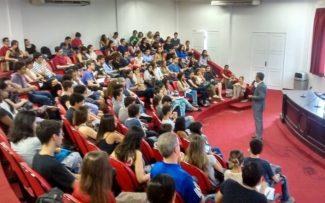 Palestra na UFRJ – Faculdade Nacional de Direito