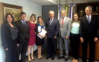 Reunião OAB E MP / RJ