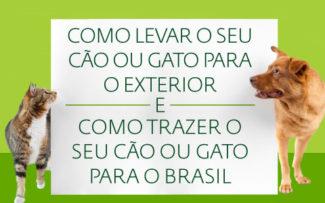 Entrada de animais no Brasil – Instrução Normativa N°5 de 7/2/2013