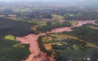 Outra barragem em estado crítico