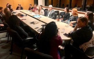 Reunião da Comissão