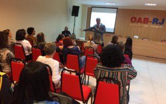 Seminário no Município de Resende/RJ