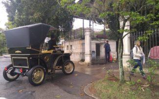 Charretes elétricas chegam a Petrópolis