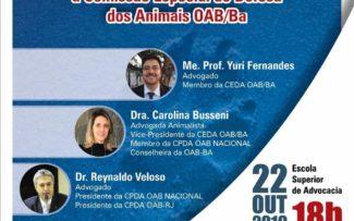 Animais da Bahia