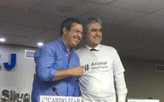 Animal Não é Coisa: Izar quer Reynaldo Velloso à frente da campanha no RJ