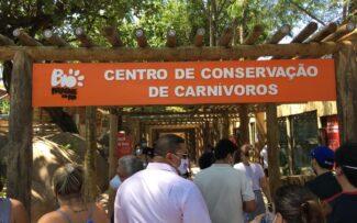 Rio inaugura BioParque, antigo zoológico da Quinta da Boa Vista
