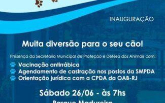 Parcão de Madureira terá presença da Comissão dos Animais da OAB-RJ